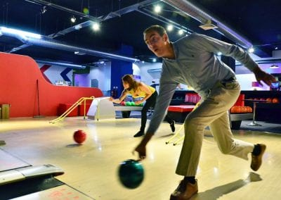 Oasis Fun: Two Games Bowling or Bowling & Mini Golf for £10 (see more…)