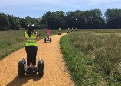 Dorset Activities: 2 For 1 on Segways (see more…)