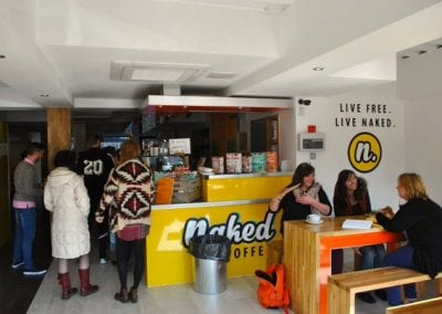 Naked Coffee: 241 Burgers All Week/ Free Smoothie With Any Breakfast plus more…