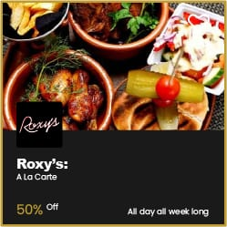 Roxy's Bournemouth 50% Off