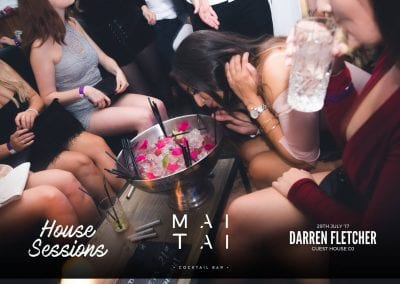 Mai Tai: 25% Off Bookings, 2 For 1 Cocktails (see more…)