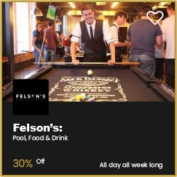 Felson's 30% Off