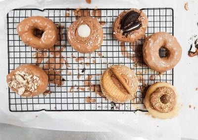 Glazed: 2 For 1 Doughnuts or Free Coffee (see more…)