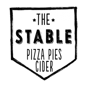 The Stable Pizza Pies Cider Logo