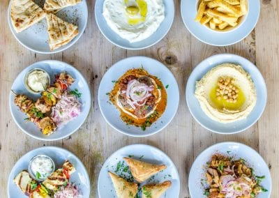 The Real Greek (25% off sun-fri..)