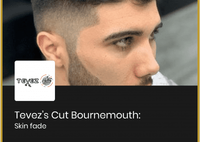 Tevez's Cut Bournemouth: Skin fade £10 (See more)…