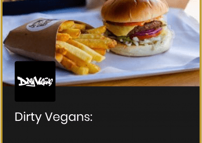 Dirty Vegans: 25% Off(See more…)
