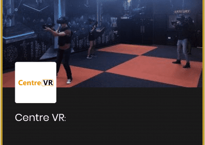 Centre VR – 50% off All Day All Week