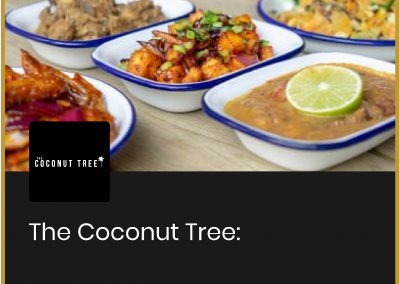 The Coconut Tree – 30% off…